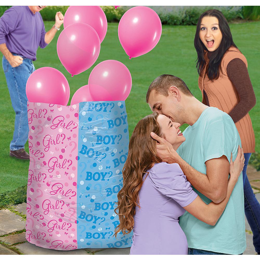 Girl Gender Reveal Balloon Kit Image #1