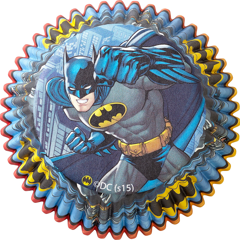 Wilton Batman Baking Cups 50ct Image #2
