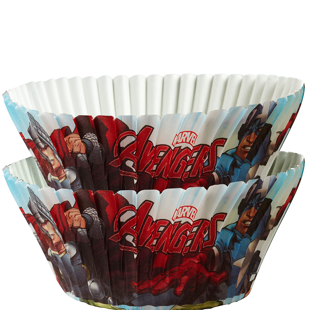Wilton Avengers Baking Cups 50ct Image #1