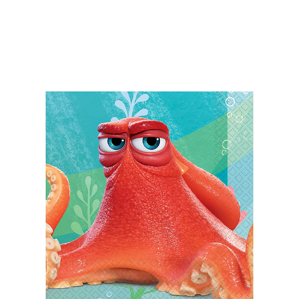 Finding Dory Beverage Napkins 16ct Image #1