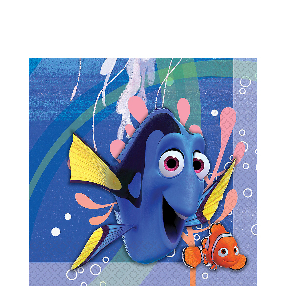 Finding Dory Lunch Napkins 16ct Image #1