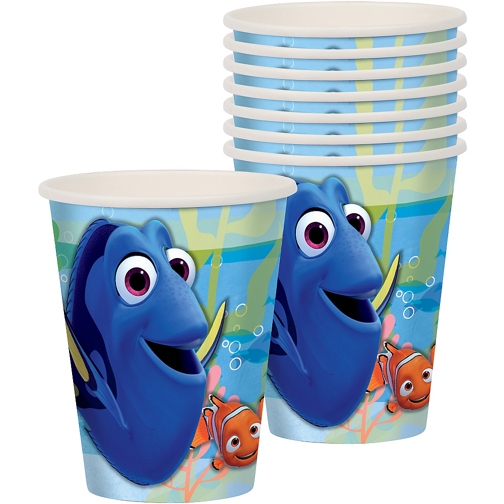 Finding Dory Cups 8ct Image #1
