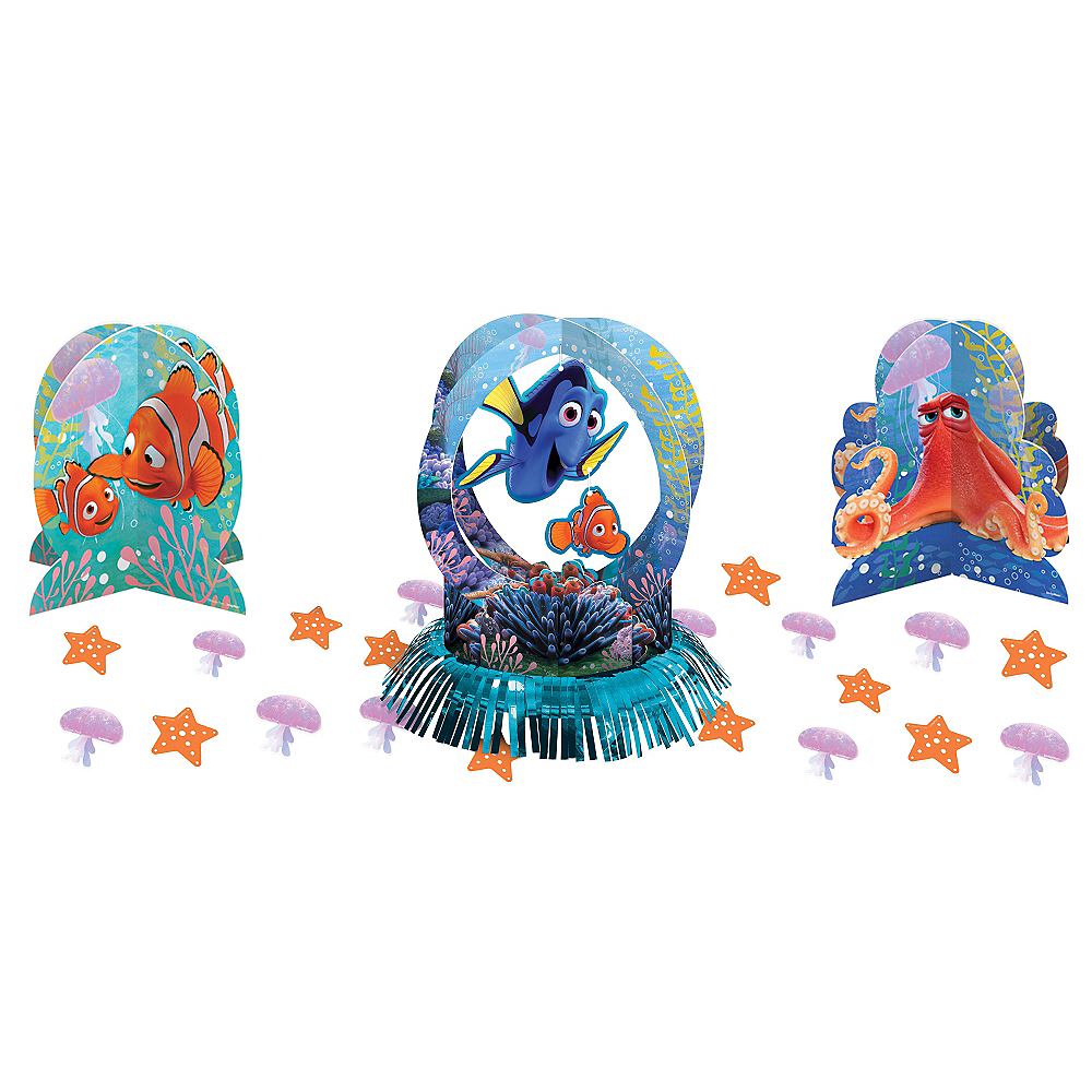 Finding Dory Table Decorating Kit 23pc Image #1