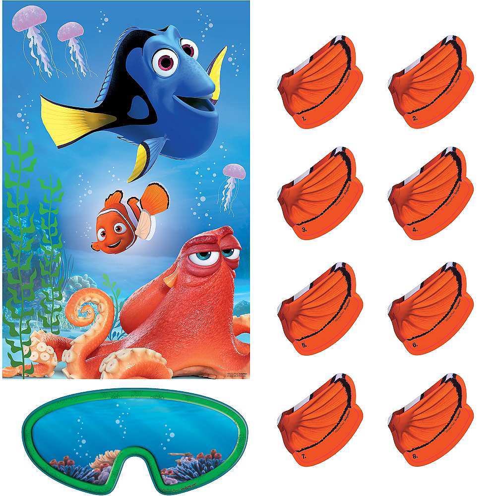 Finding Dory Party Game Image #1