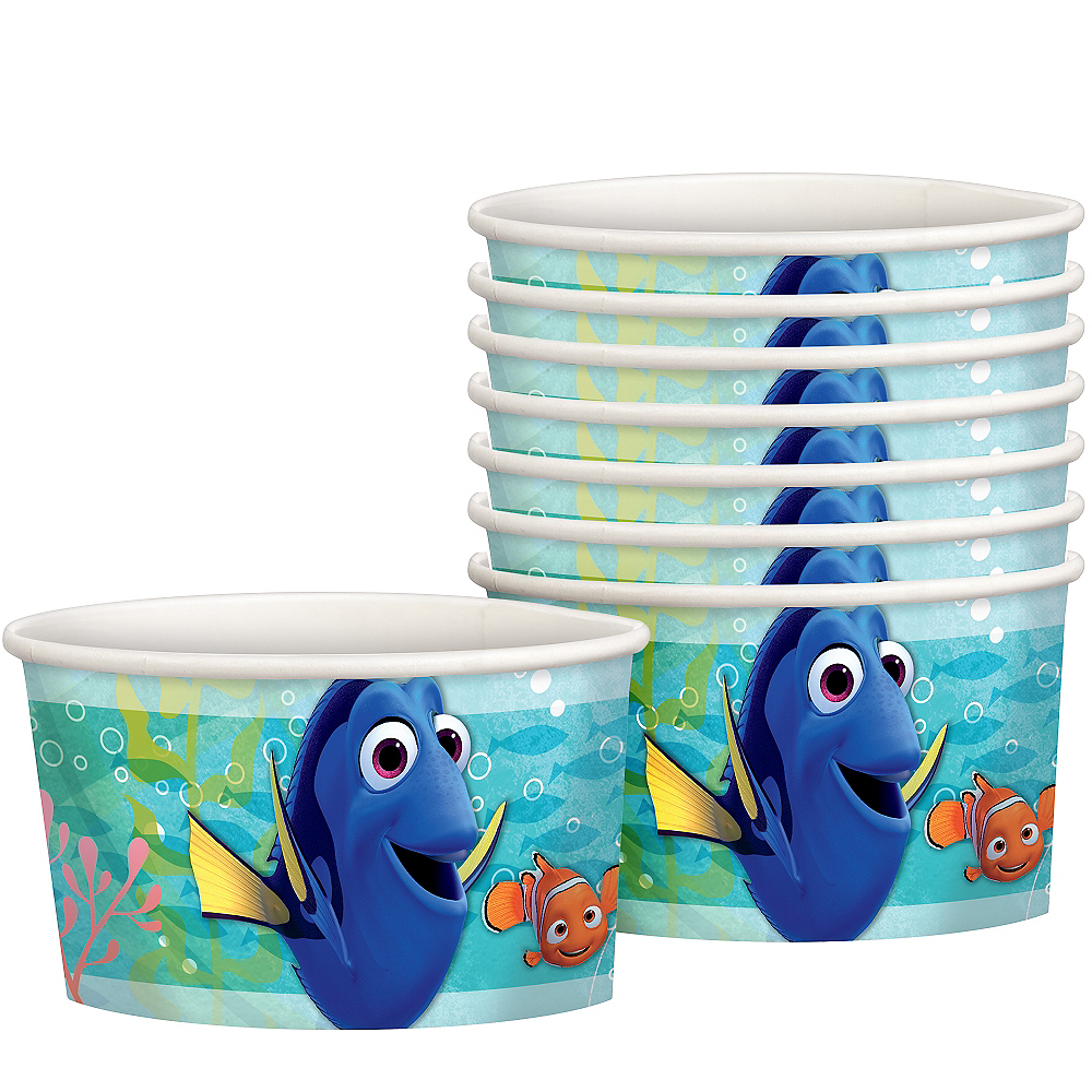 Finding Dory Treat Cups 8ct Image #1