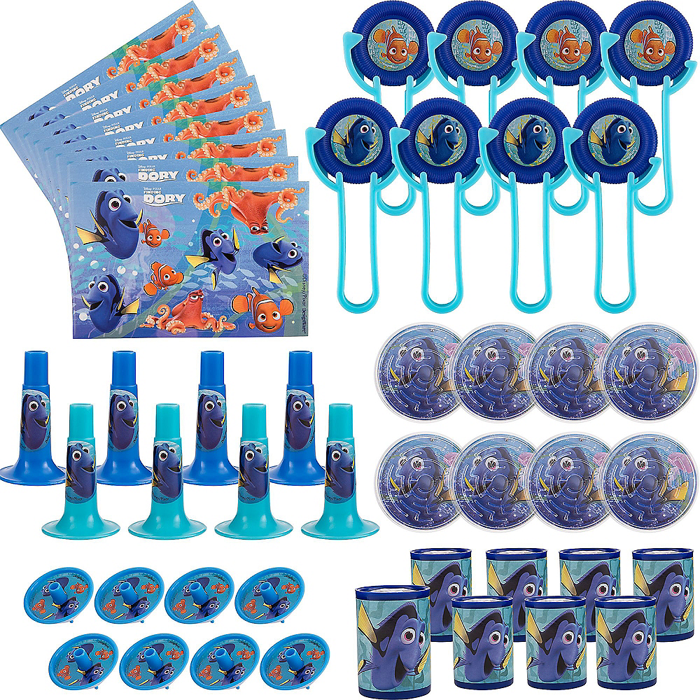 Finding Dory Favor Pack 48pc Image #1