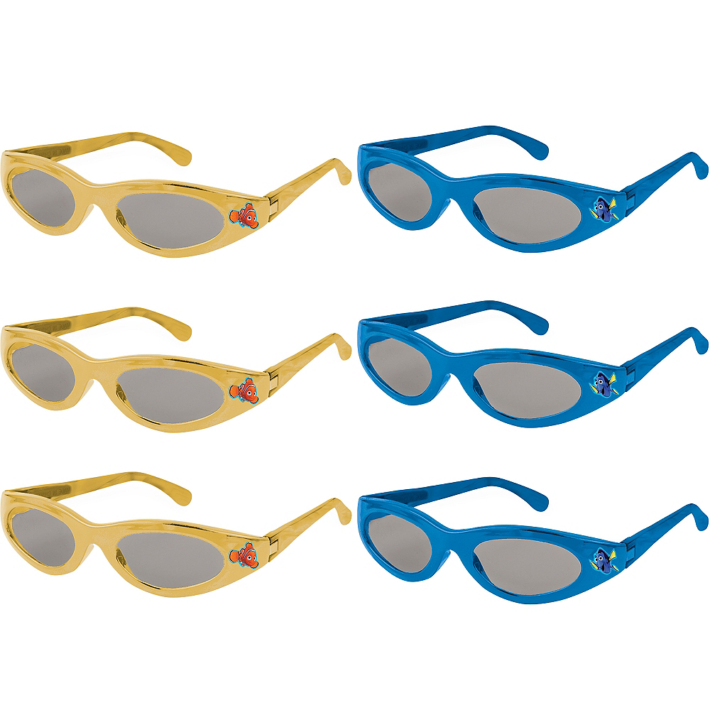 Finding Dory Sunglasses 6ct Image #1