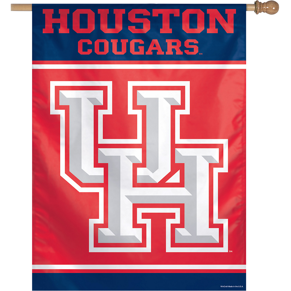 Houston Cougars Banner Flag Image #1