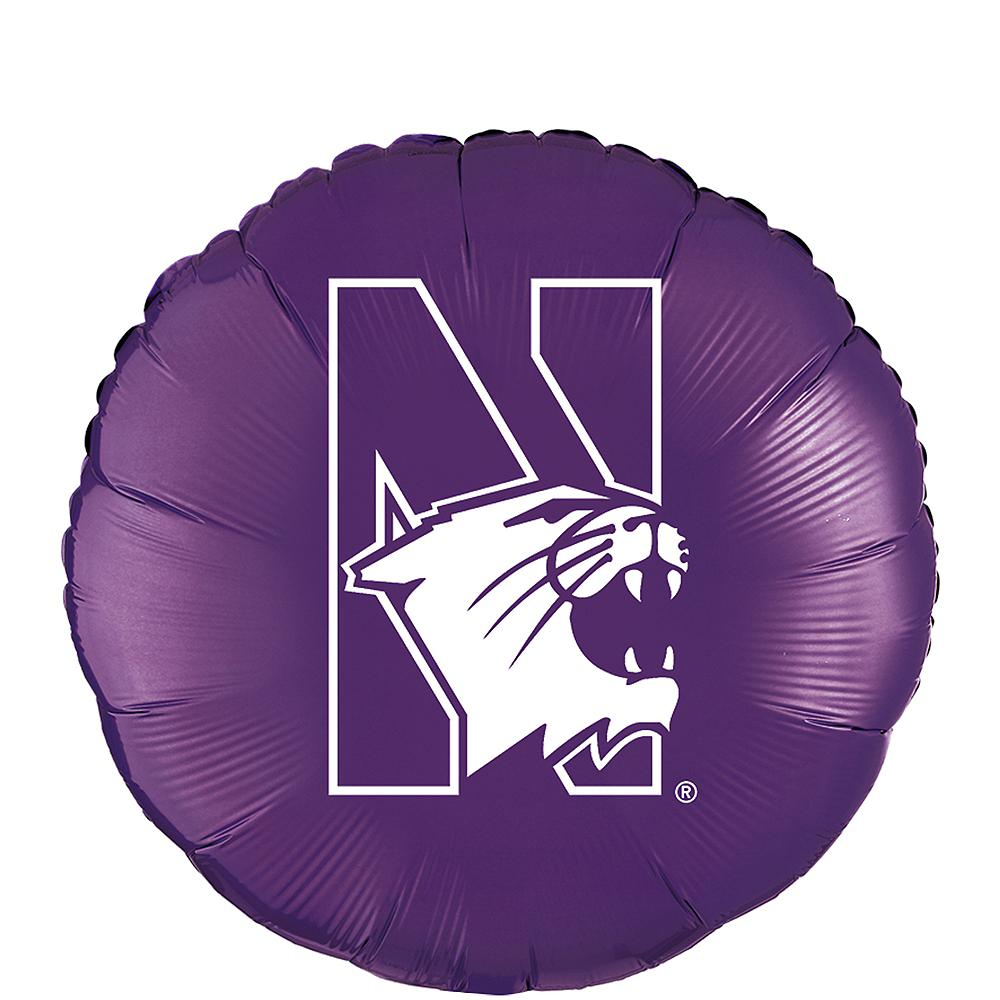Northwestern Wildcats Balloon Image #1