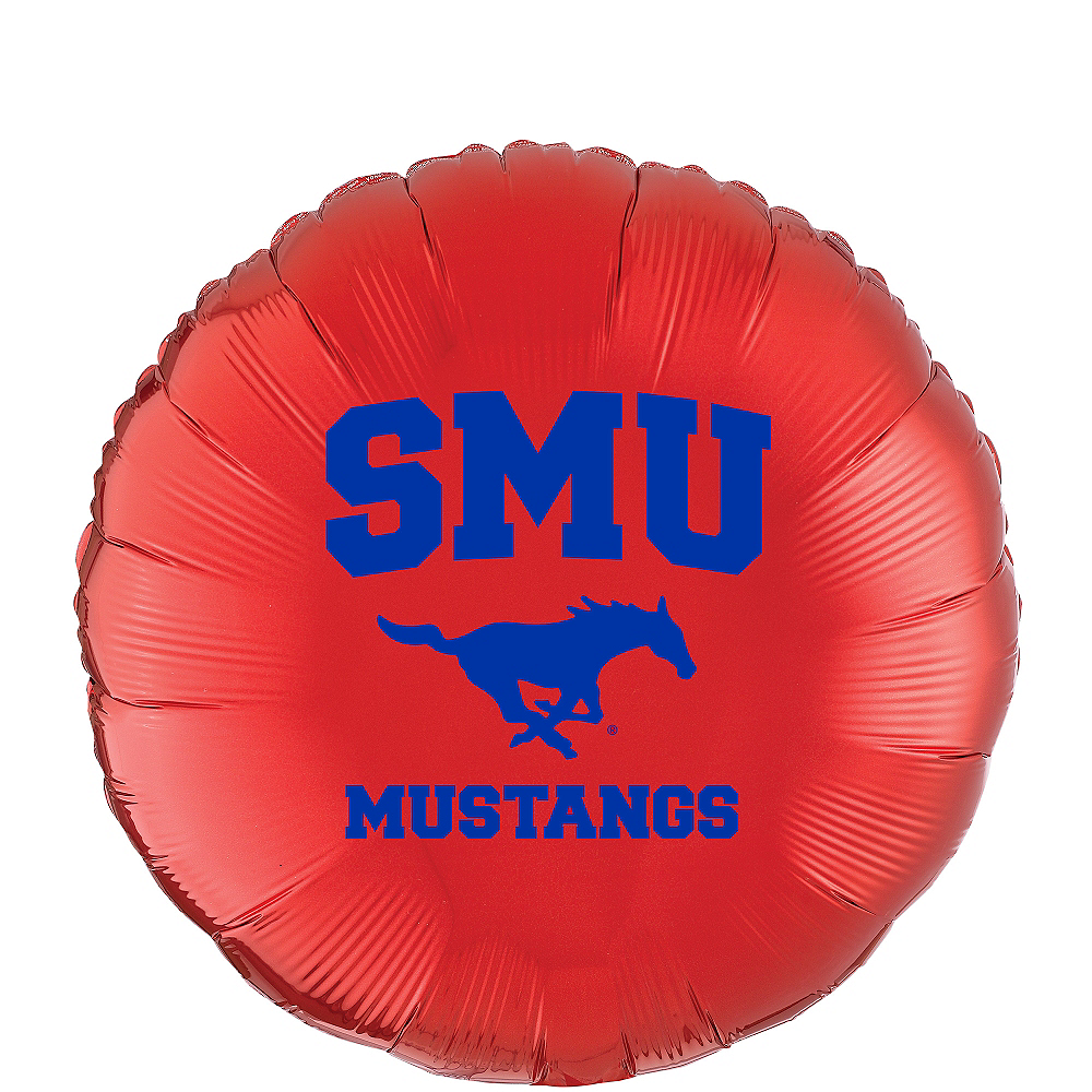 SMU Mustangs Balloon Image #1