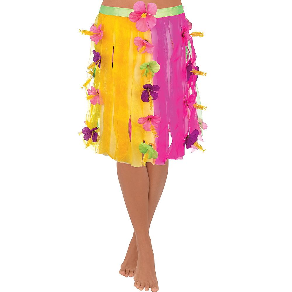 Child Ribbon Hula Skirt Image #1