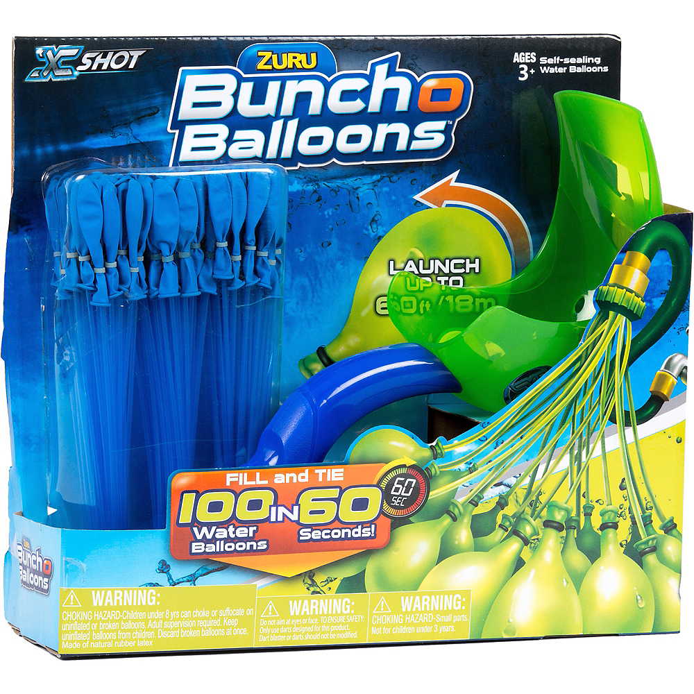 Bunch O Balloons 105ct & Launcher Image #2