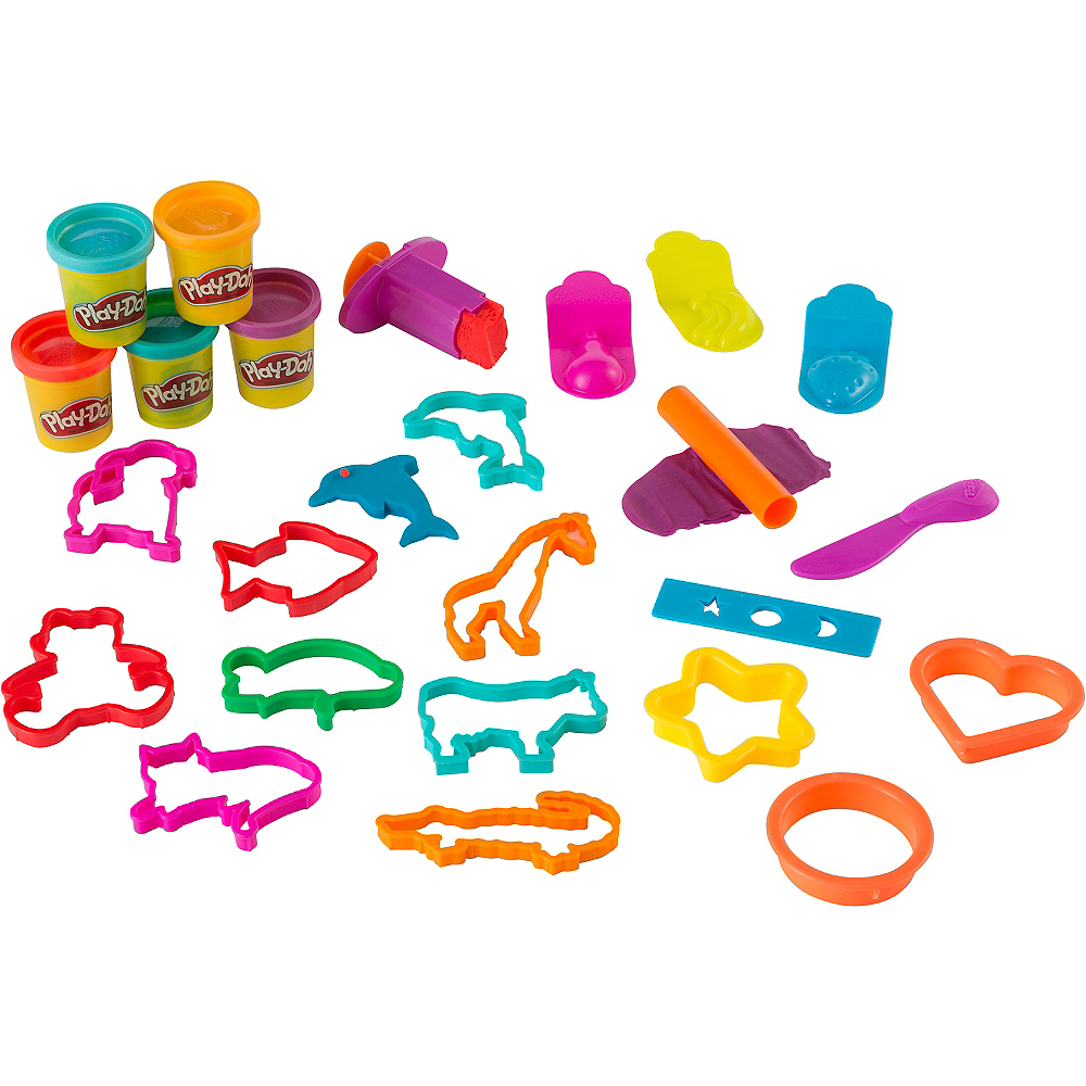 Play-Doh Fun Tub 20pc Image #1
