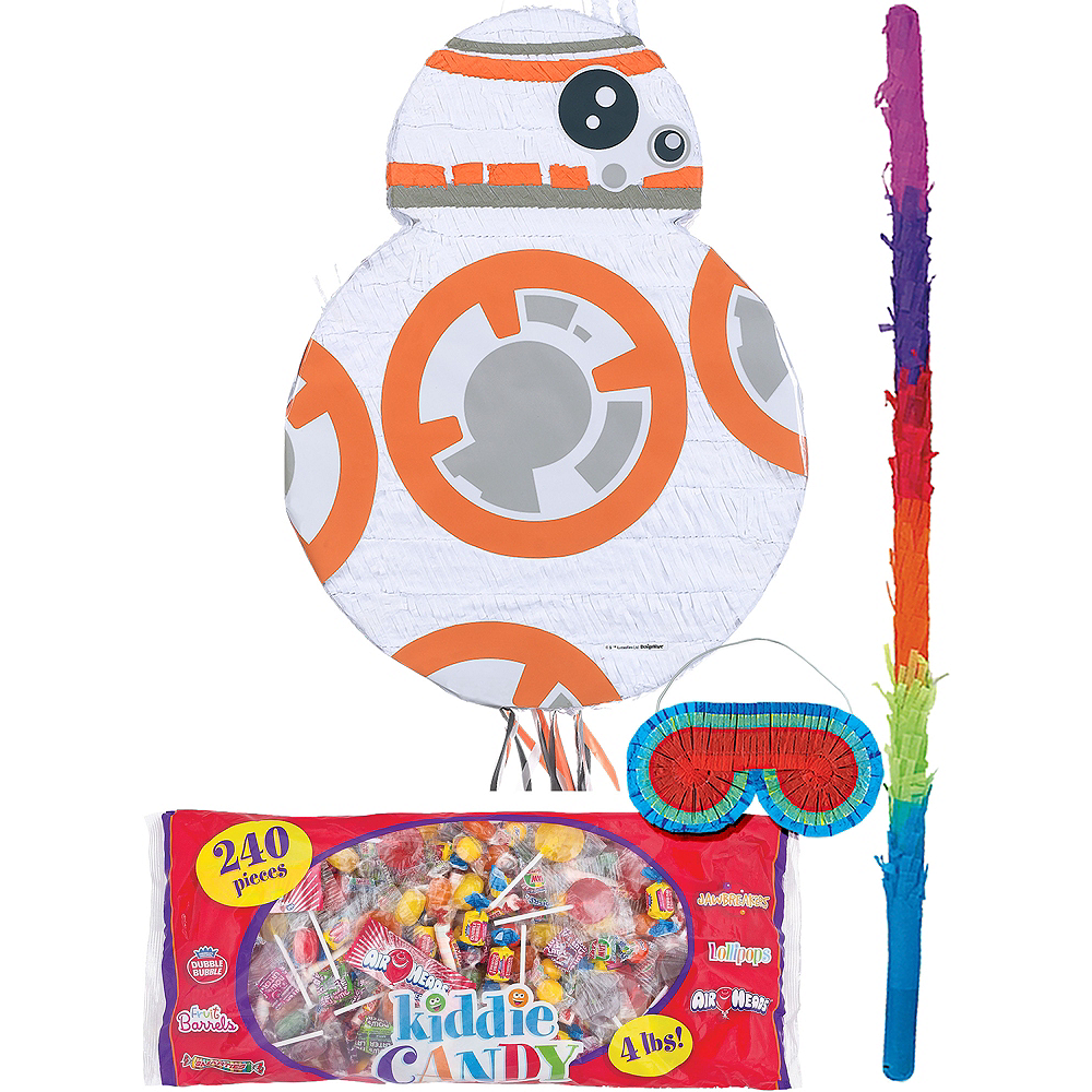BB-8 Pinata Kit - Star Wars 7 The Force Awakens Image #1