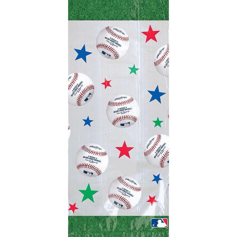 Rawlings Baseball Treat Bags 20ct Image #1