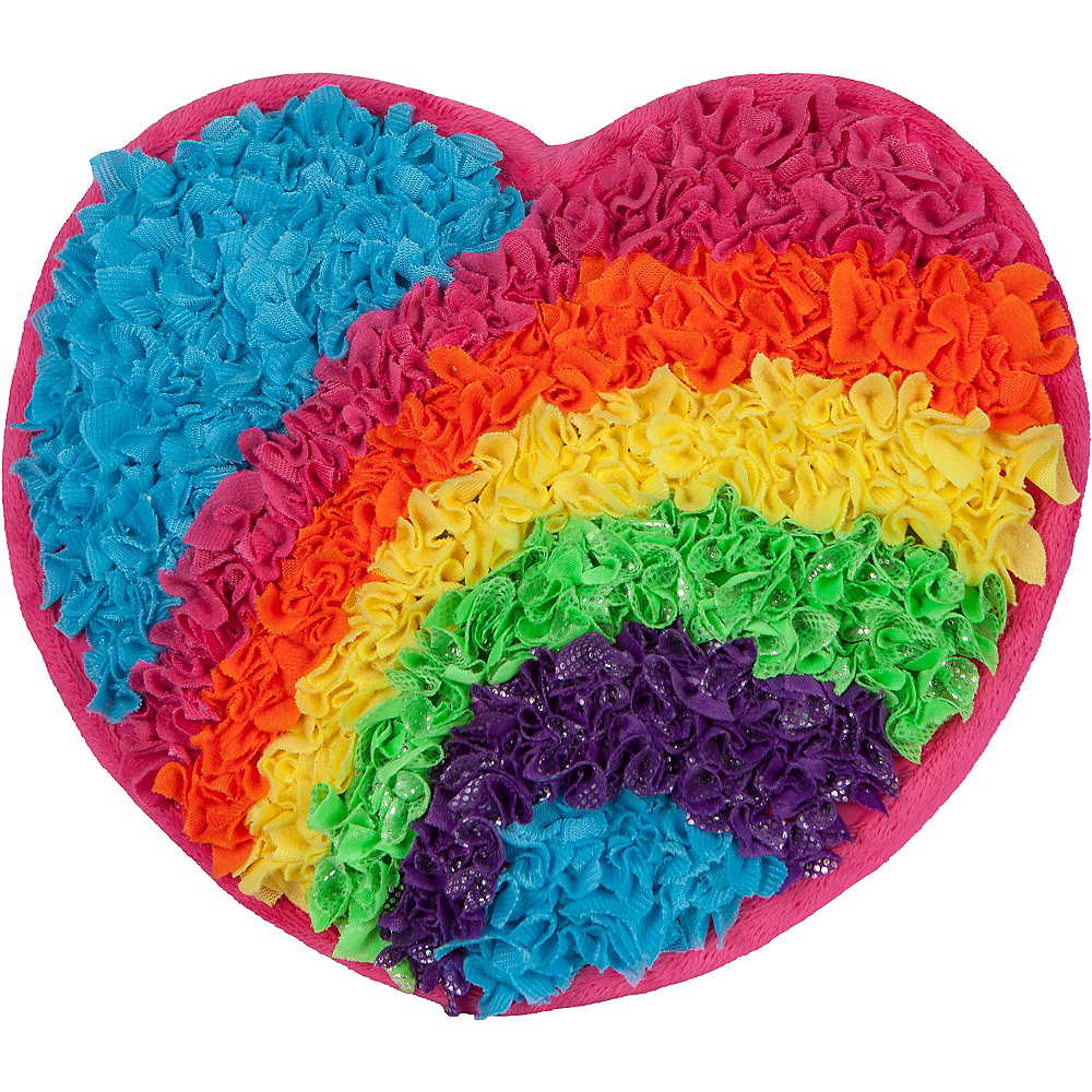 Heart Pillow Plush Craft Kit 400pc Image #3