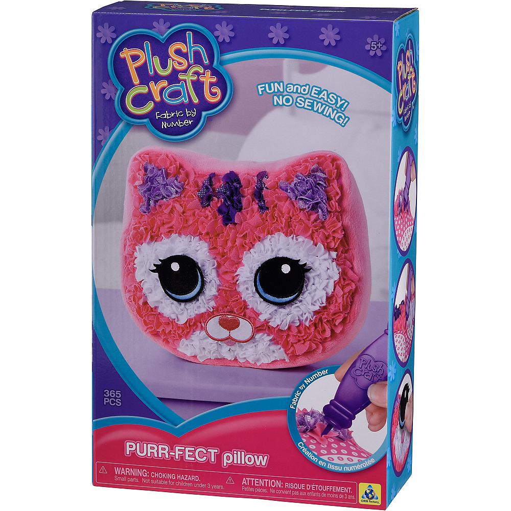 Cat Pillow Plush Craft Kit 369pc Image #2