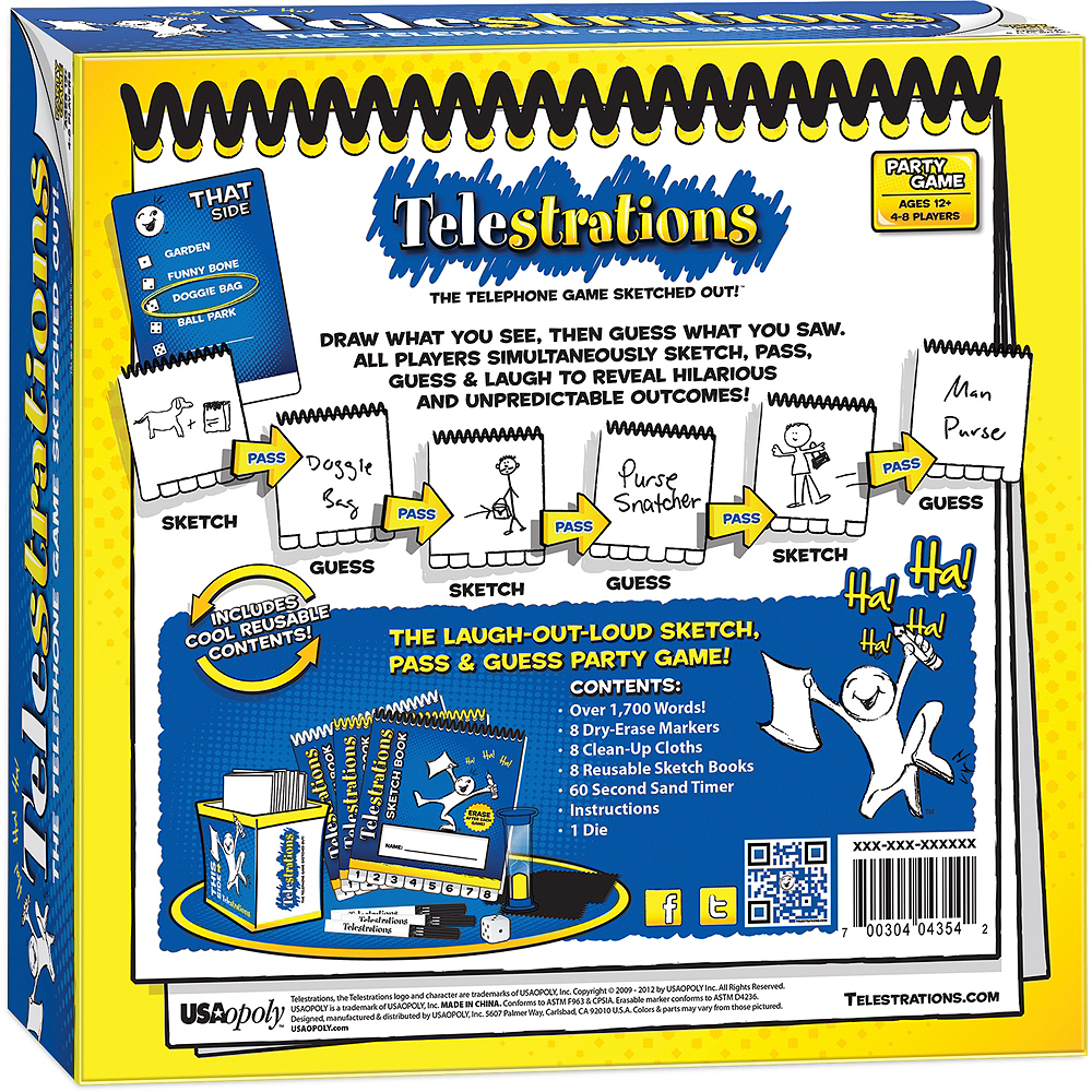 Telestrations Game Image #2