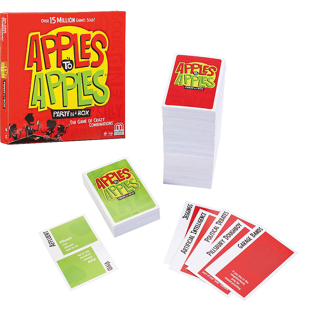 Apples to Apples Game Image #1