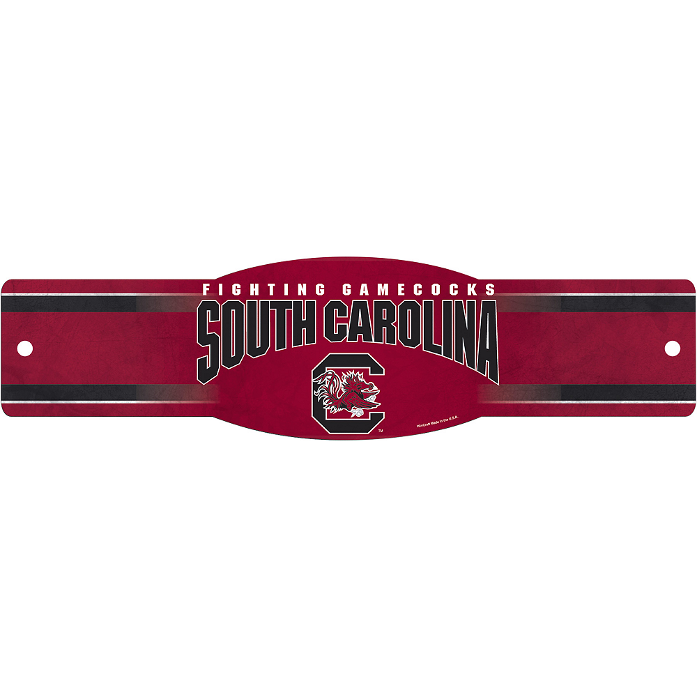 South Carolina Gamecocks Street Sign Image #1
