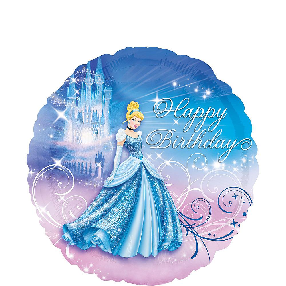 Картинка с днем рождения золушка, открытки днем