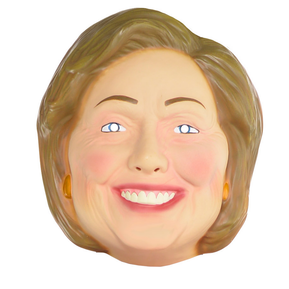 Female Presidential Candidate Mask Image #1