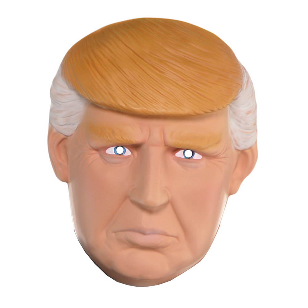 Billionaire Presidential Candidate Mask Image #1