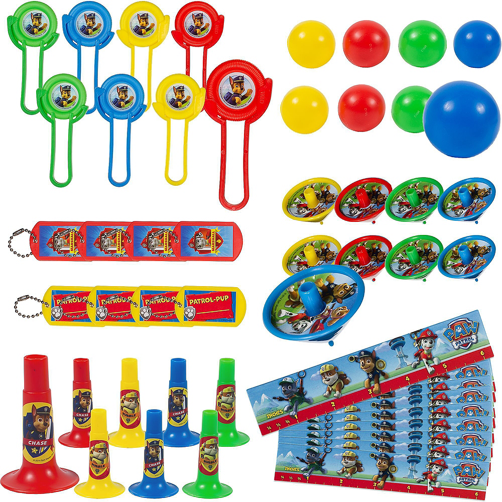 PAW Patrol Basic Favor Kit for 8 Guests Image #2