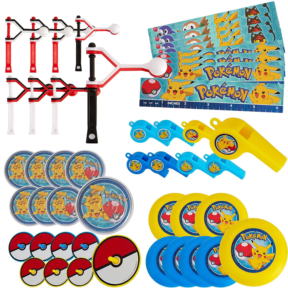 Pokemon Basic Favor Kit for 8 Guests Image #3