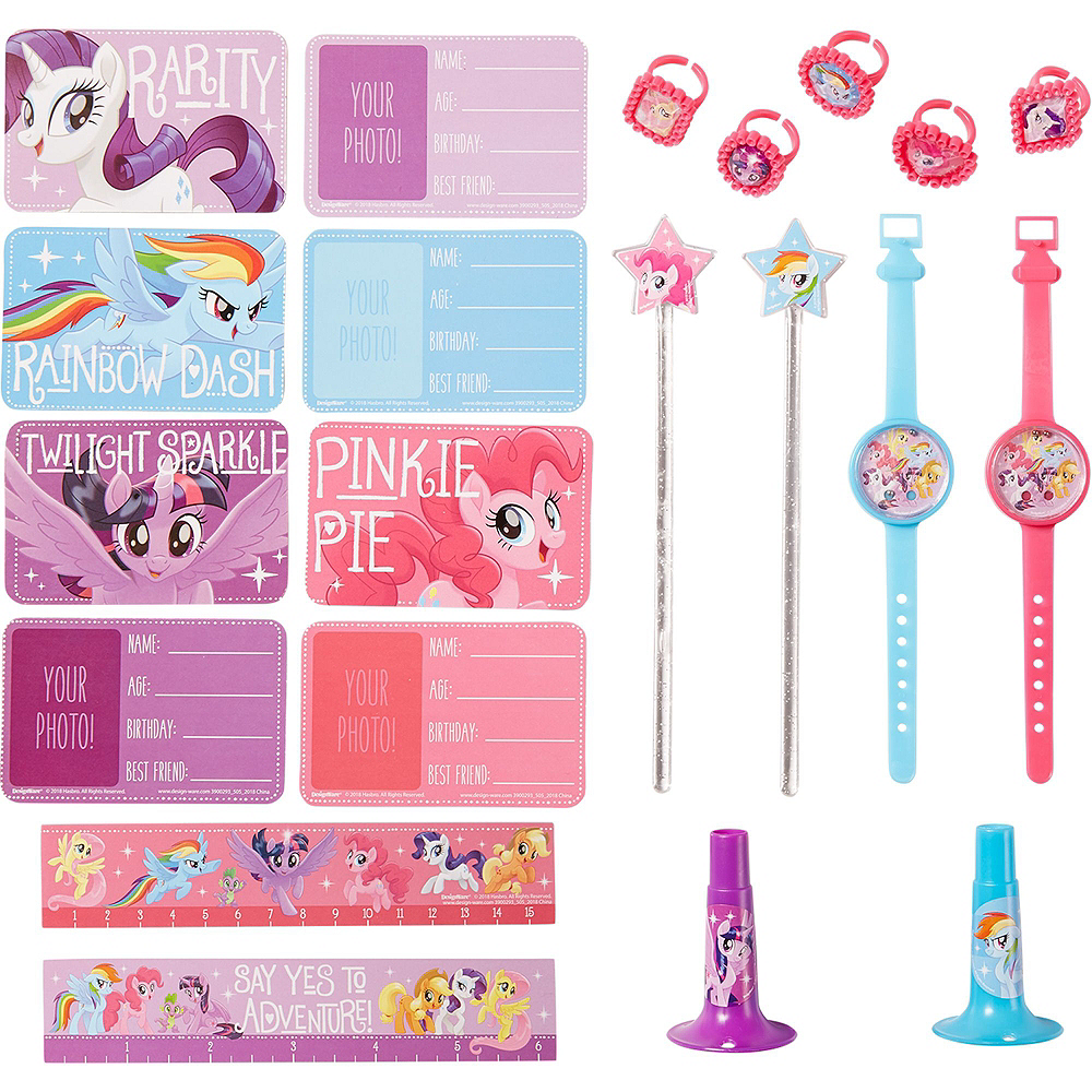 My Little Pony Super Favor Kit for 8 Guests Image #3