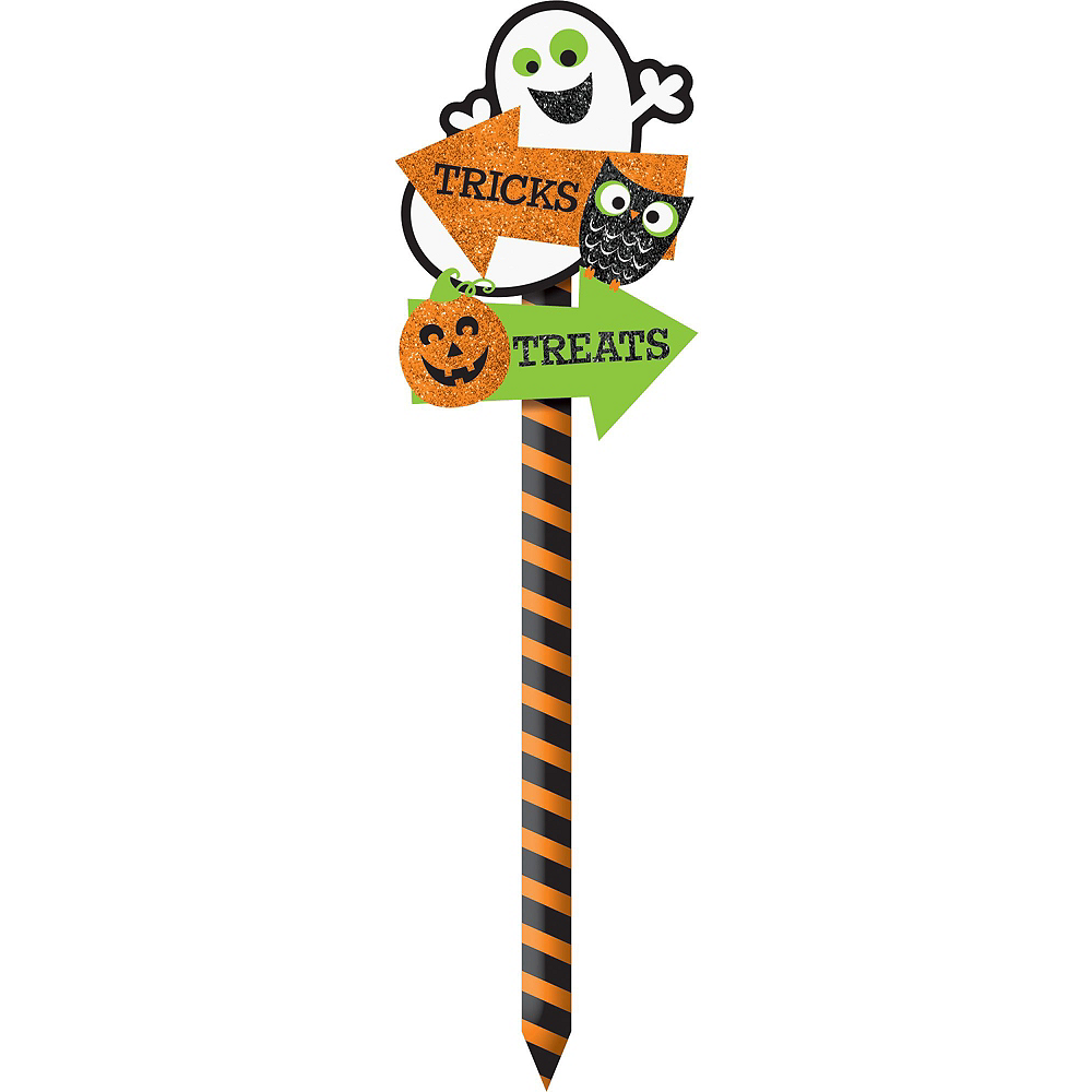 Happy Halloween Yard Decorating Kit Image #3