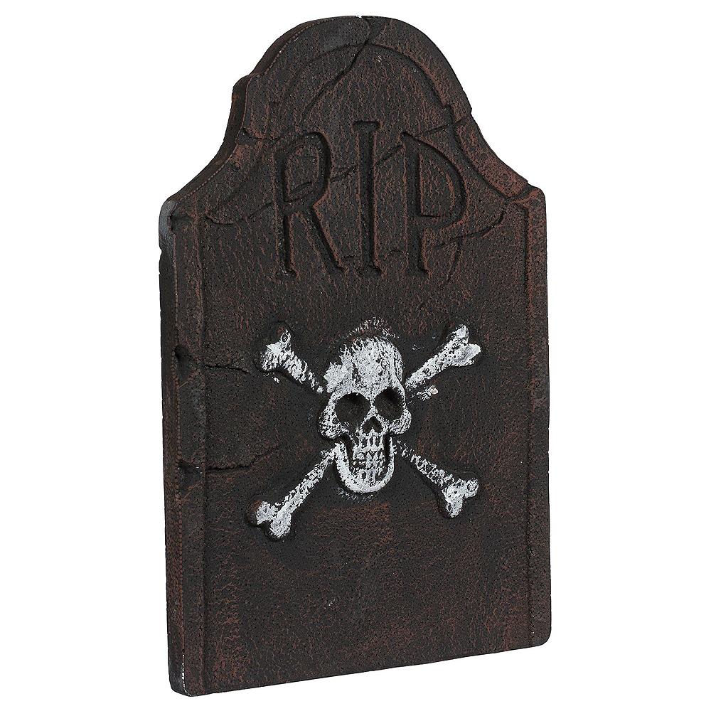Halloween Tombstone Decorating Kit Image #2