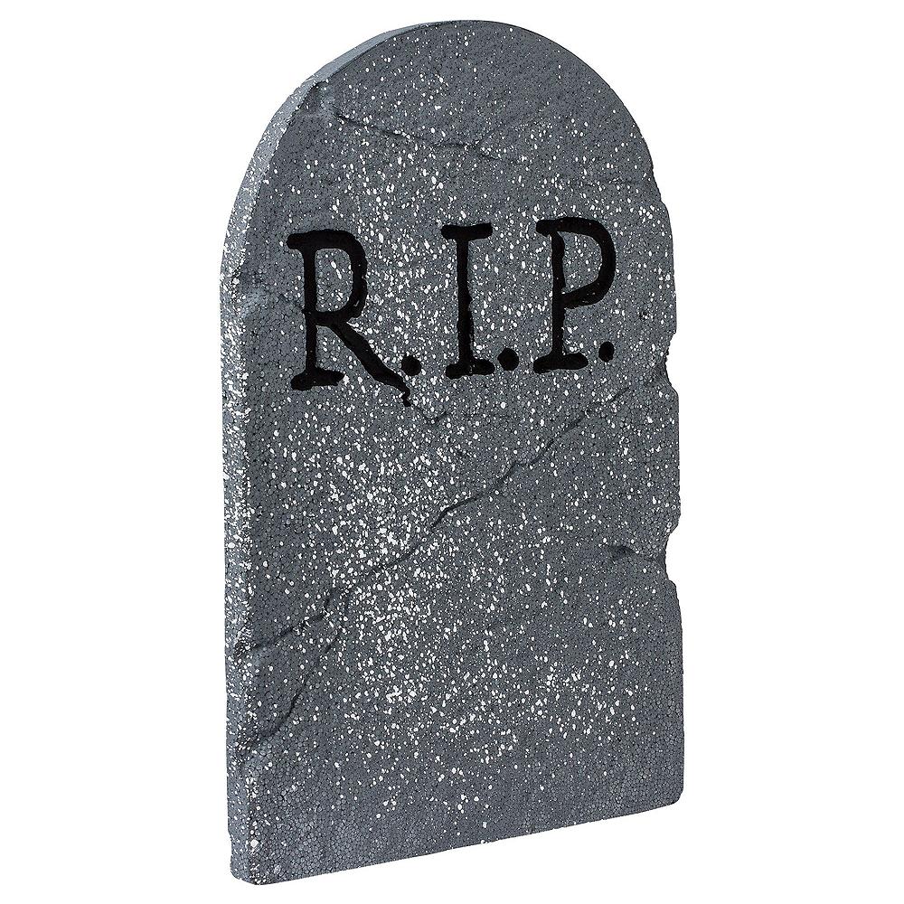 Halloween Tombstone Decorating Kit Image #3