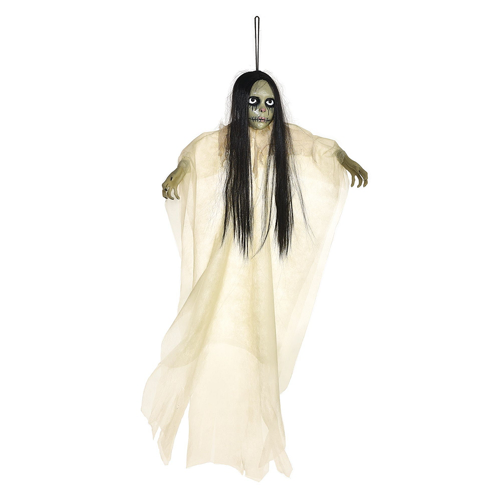 Halloween Three Hanging Porch Ghouls Decorations Kit Image #3
