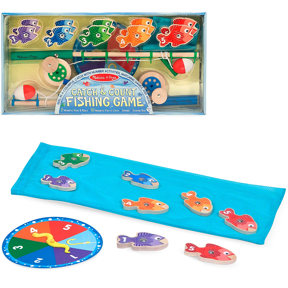 Catch & Count Fishing Game Image #1