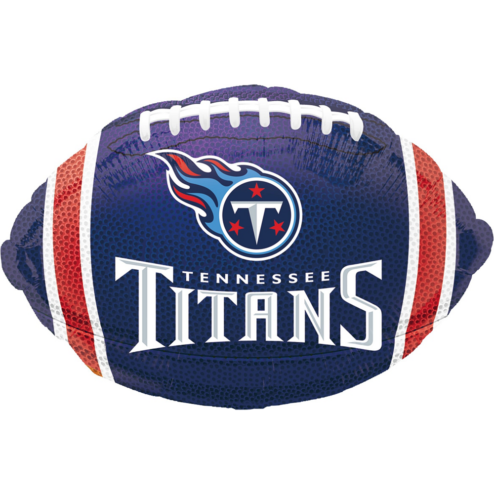 Tennessee Titans Jersey Balloon Bouquet 5pc Image #4