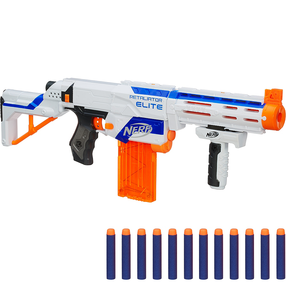 how to set up nerf ttt