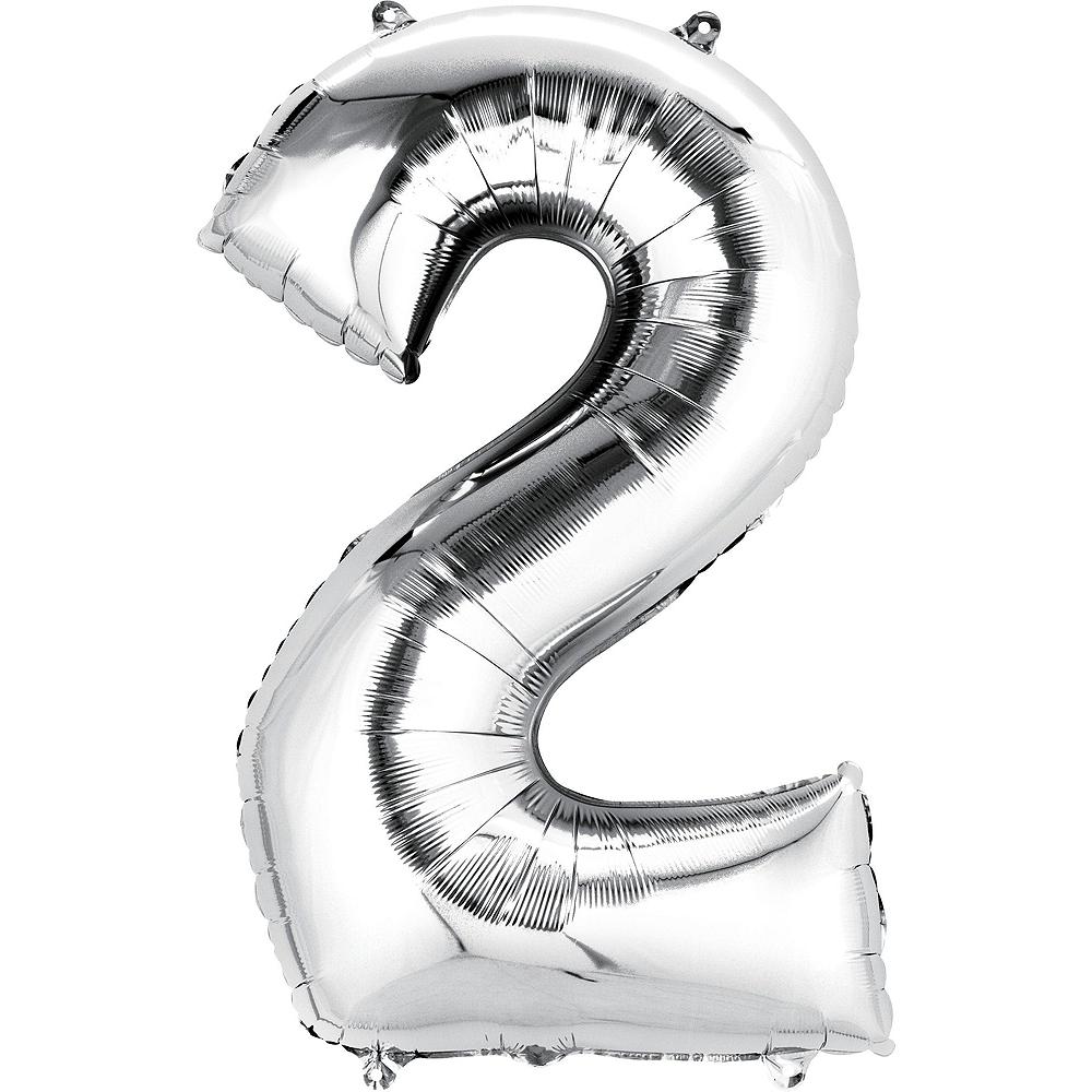 25th Anniversary Balloon Bouquet No 25 Image #2