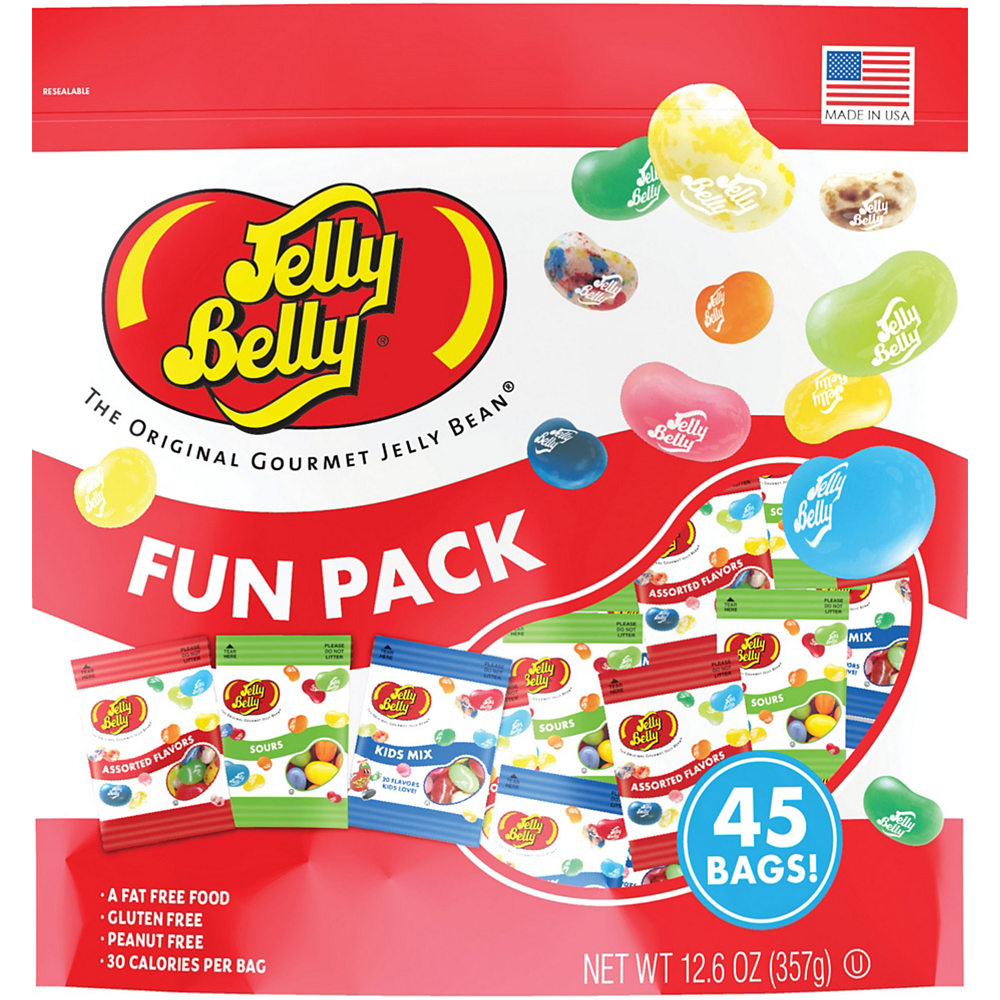 Jelly Belly Jelly Bean Fun Packs 42ct Image #1