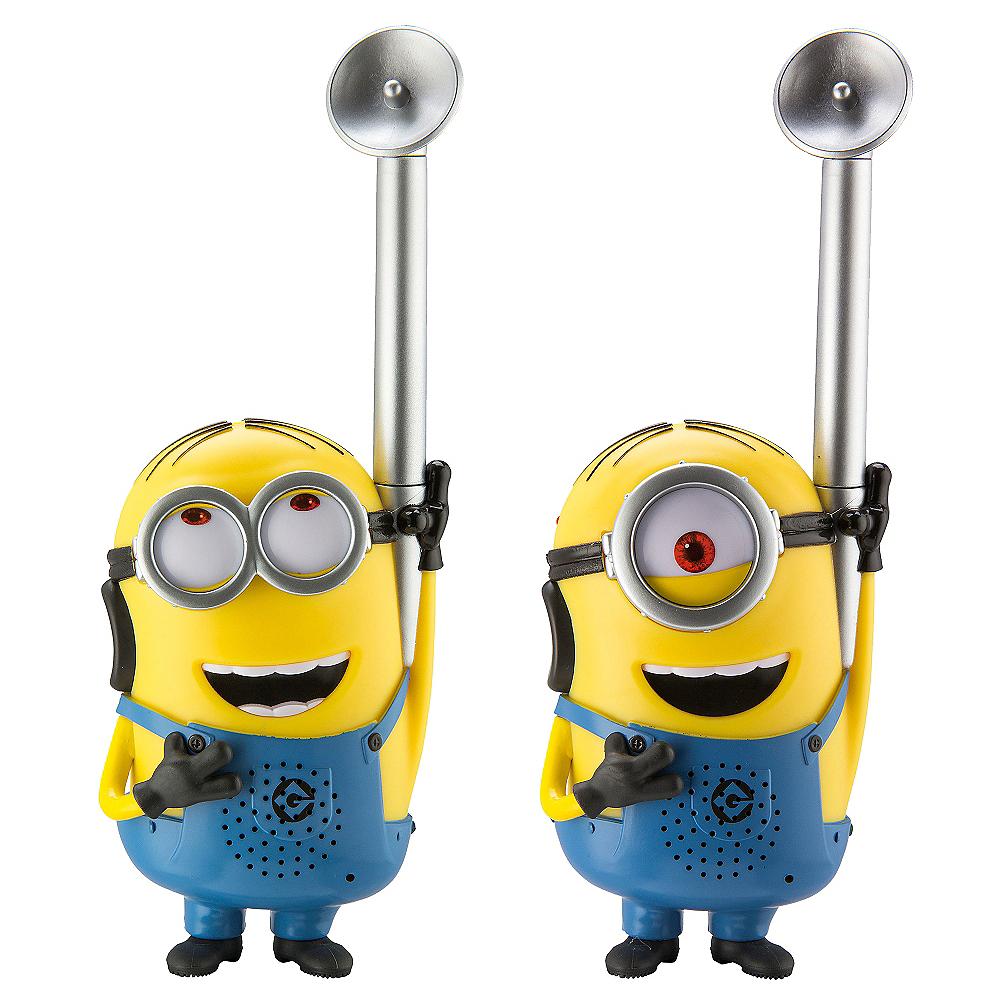 Minion Walkie Talkies 2ct - Minions Movie Image #1