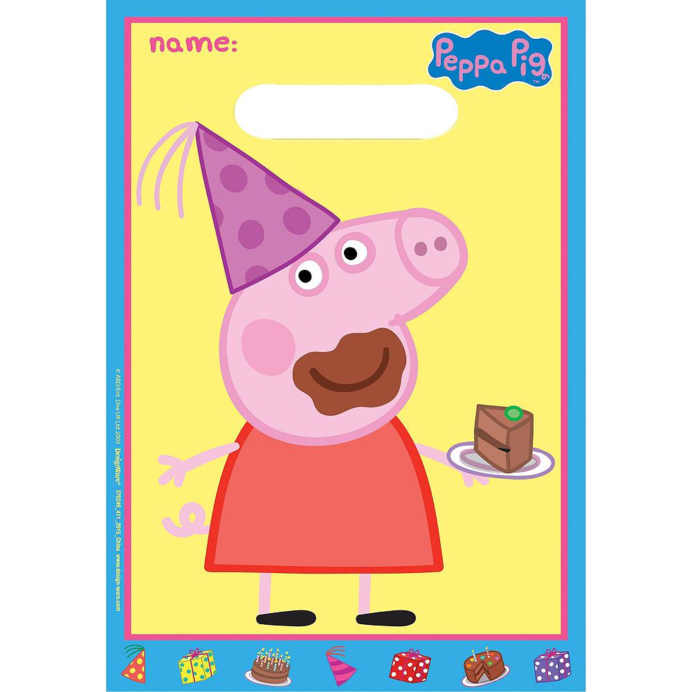Peppa Pig Basic Favor Kit for 8 Guests Image #3