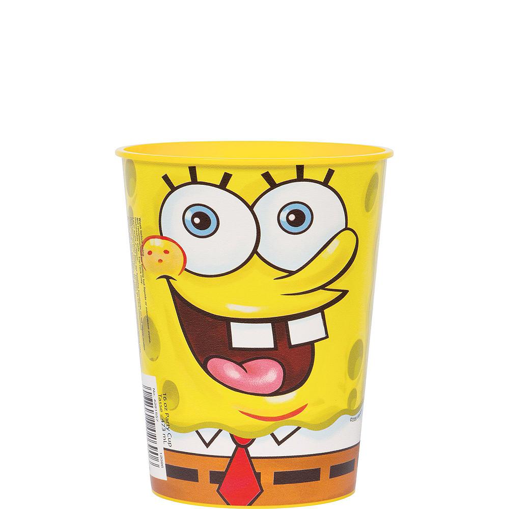 Sponge Bob Super Favor Kit for 8 Guests Image #3