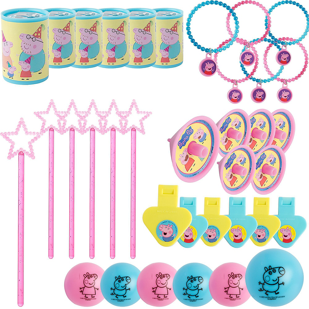 Peppa Pig Super Favor Kit for 8 Guests Image #4