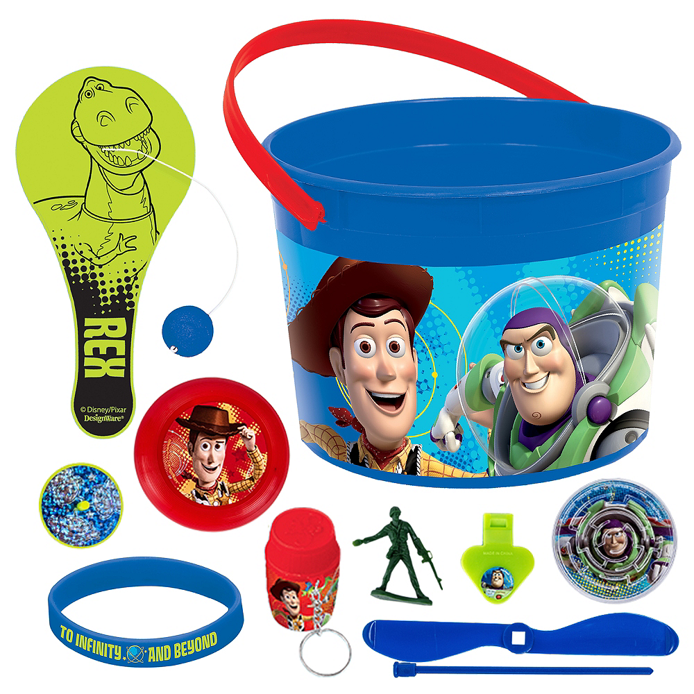 Ultimate Party Supplies And Rental Store In City Of Nashville: Toy Story Ultimate Favor Kit For 8 Guests