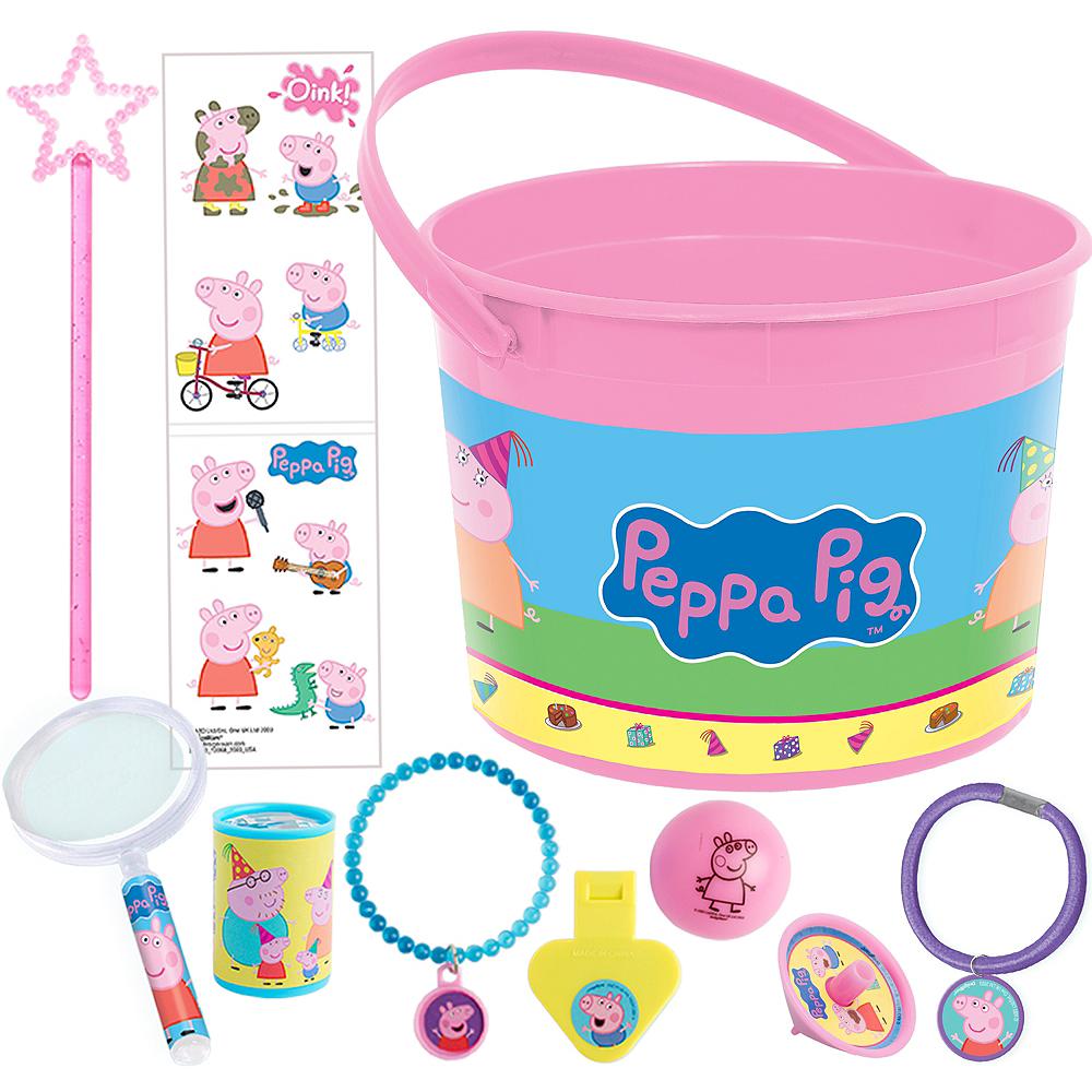 Peppa Pig Ultimate Favor Kit for 8 Guests Image #1