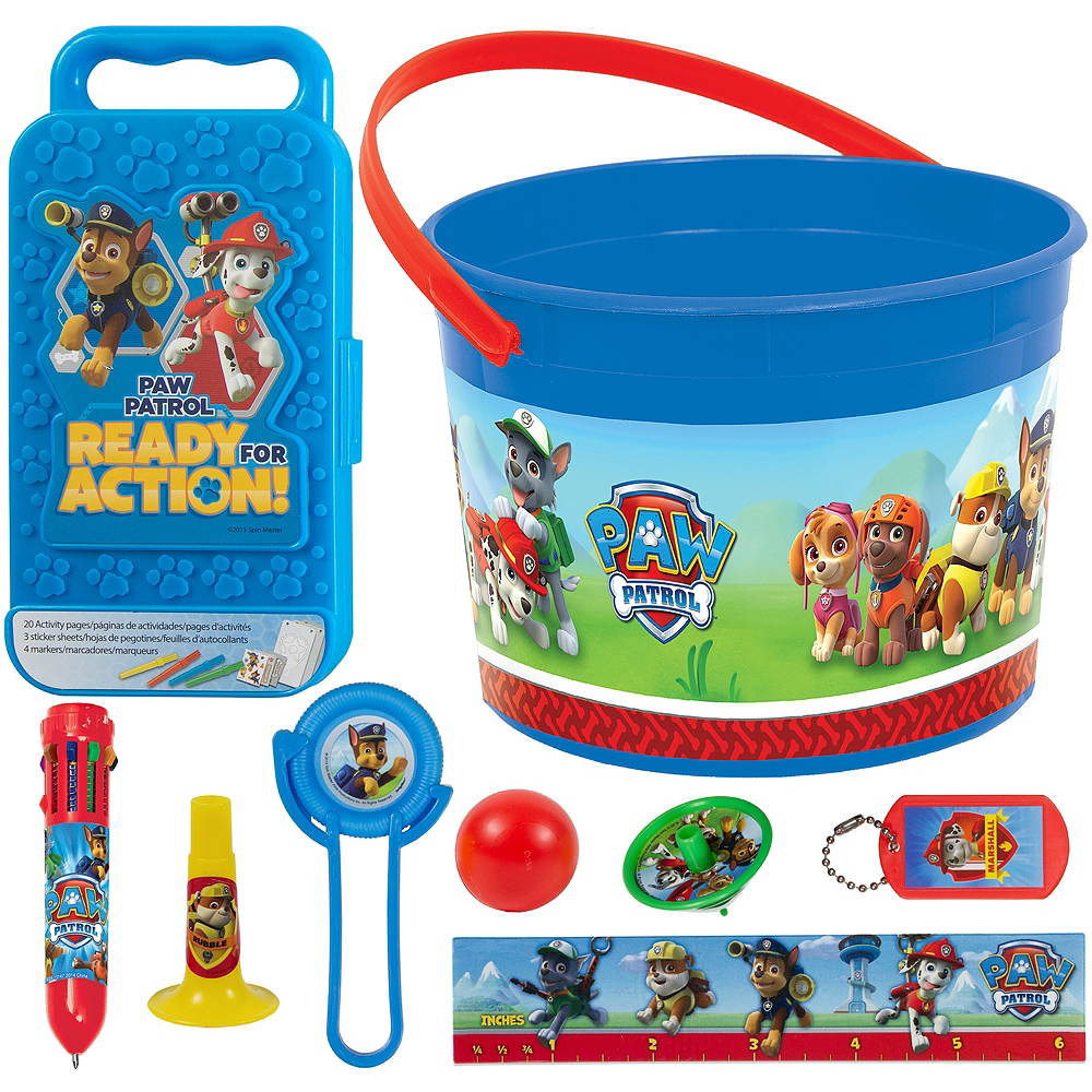 PAW Patrol Ultimate Favor Kit for 8 Guests Image #1