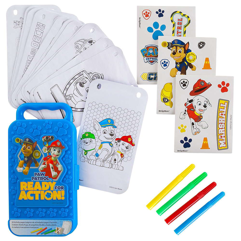 PAW Patrol Ultimate Favor Kit for 8 Guests Image #3