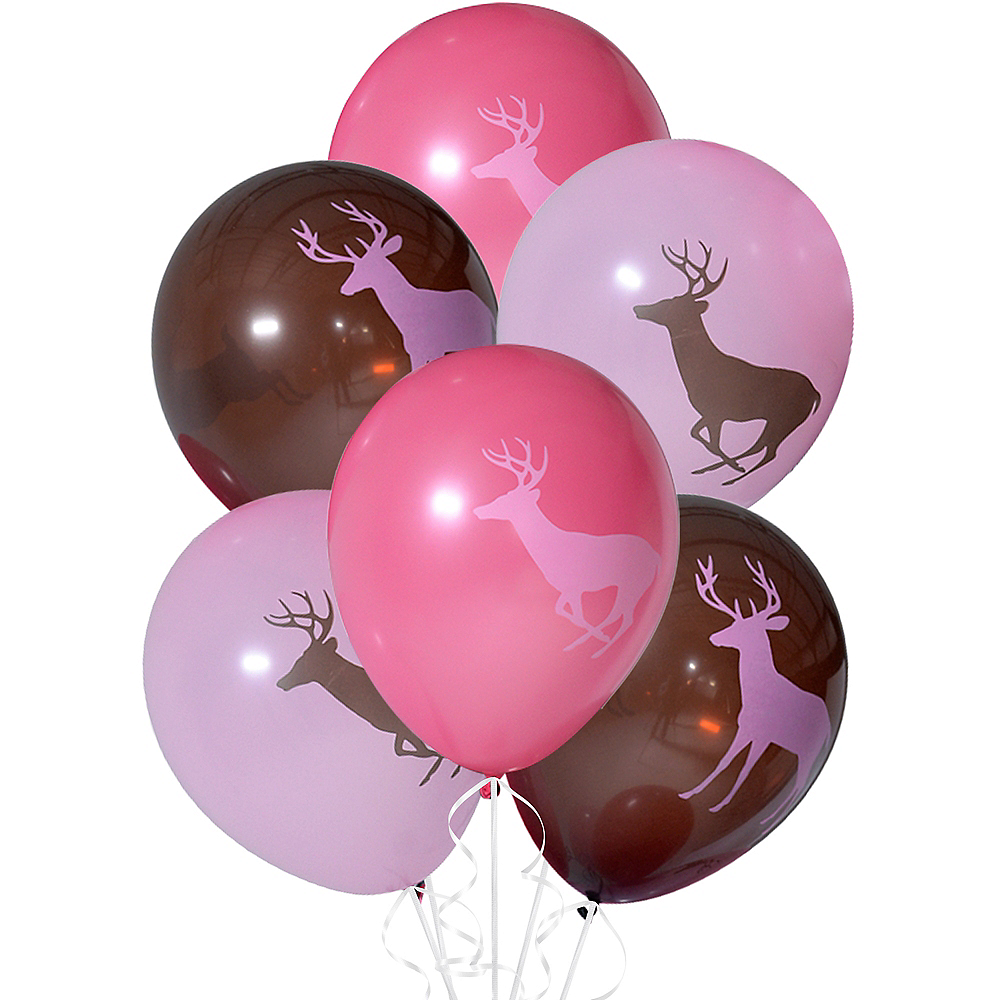 It's a Doe Balloons 6ct Image #1