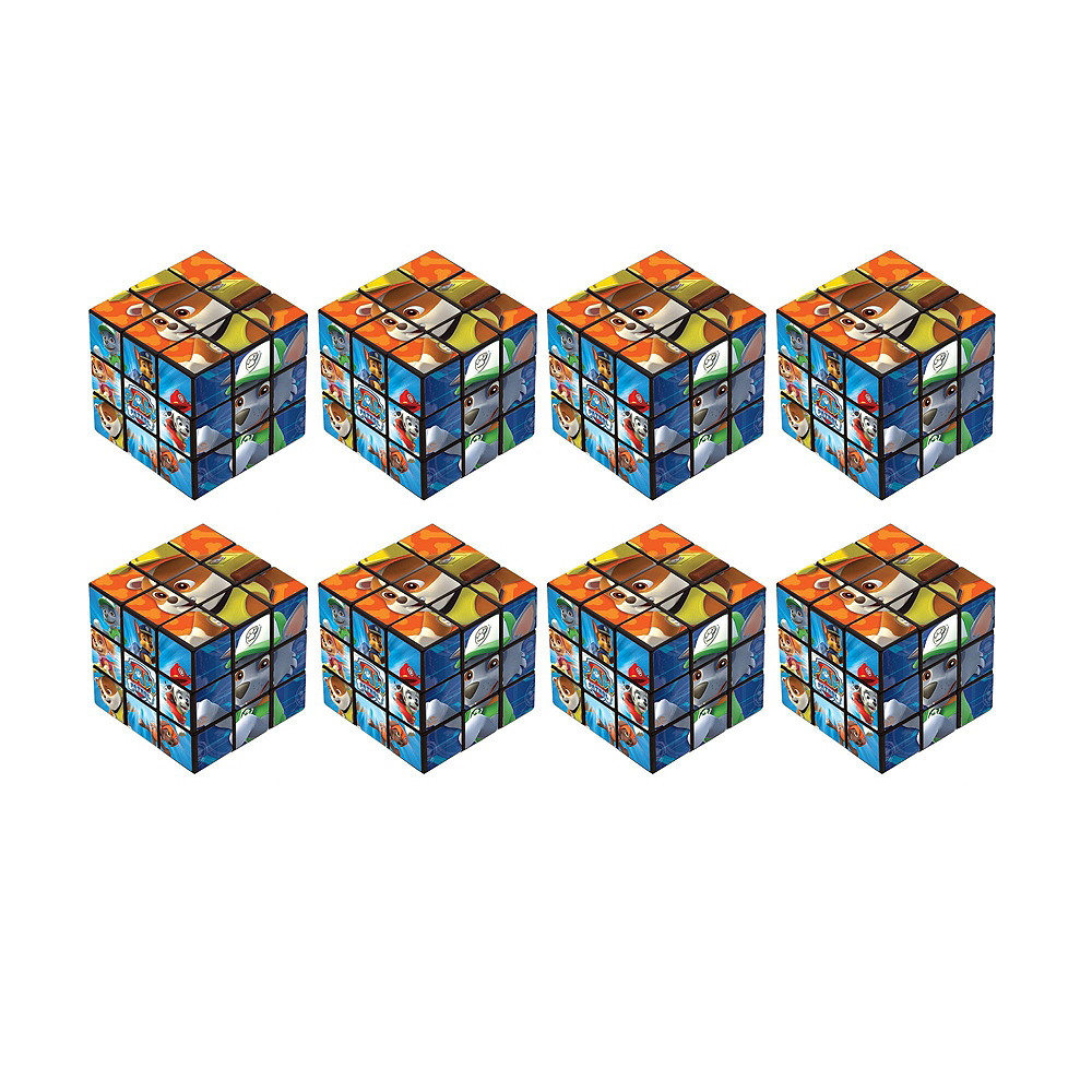Nav Item for PAW Patrol Puzzle Cubes 24ct Image #2