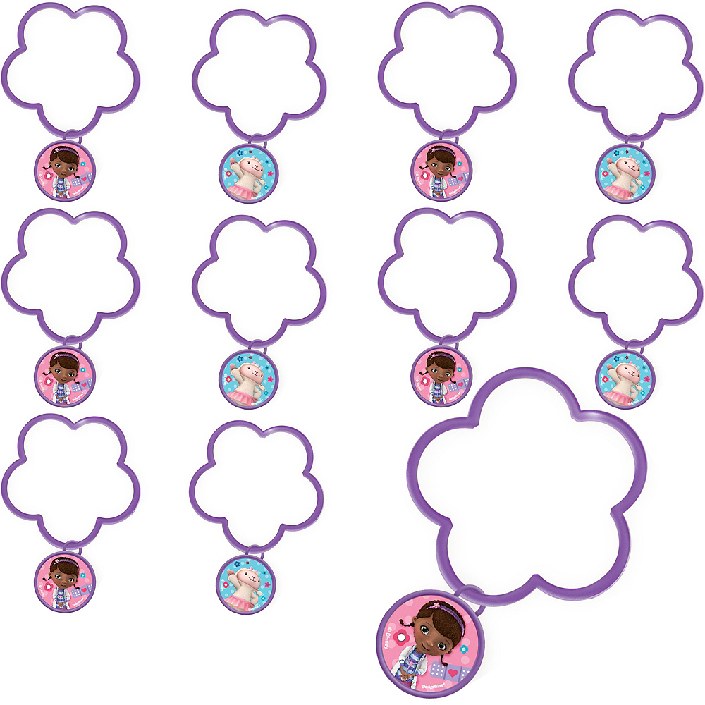 Nav Item for Doc McStuffins Bracelets 48ct Image #1